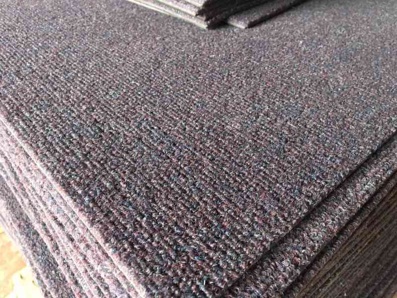 Purple Floor Tiles Used Carpet Tiles Free Collection